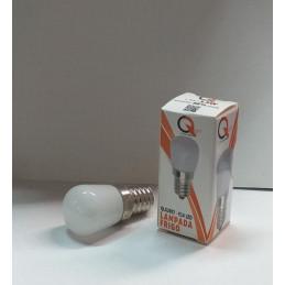 LAMPADINA LED PER FRIGO E14 1,5W LUCE CALDA