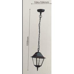 LAMPIONE SOPENSIONE LEONARDO