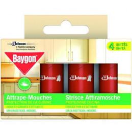 Baygon striscia adesiva acchiappamosche