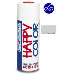 HAPPY COLOR ALLUMINIO RAL9006