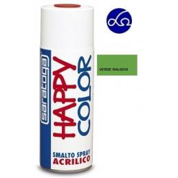 HAPPY COLOR VERDE RAL 6018